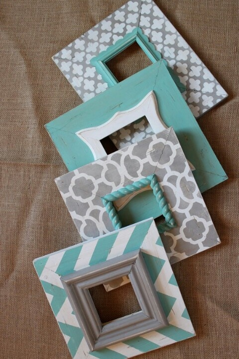 14 photo frame ideas a little craft in your daya little