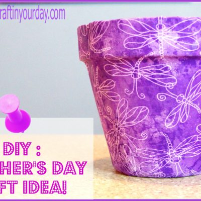 Mothers Day Gift ideas :: DIY thumbnail