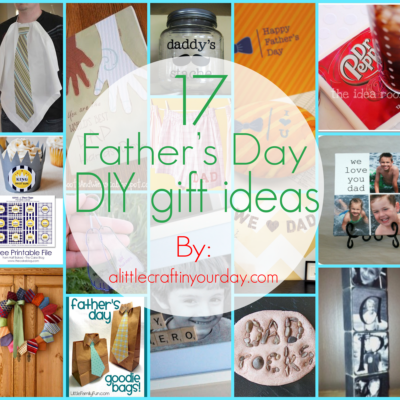 17 Fathers Day DIY Gifts thumbnail