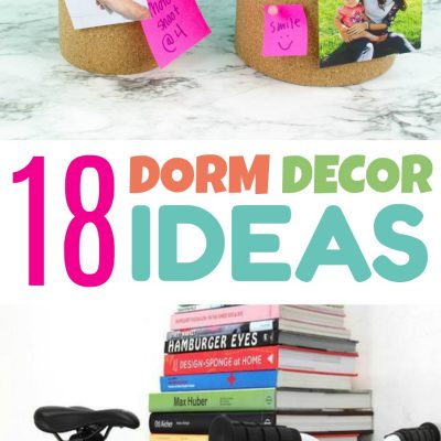 18 Dorm Decor ideas thumbnail