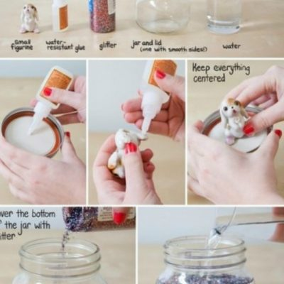 How To Make a Snow Globe thumbnail