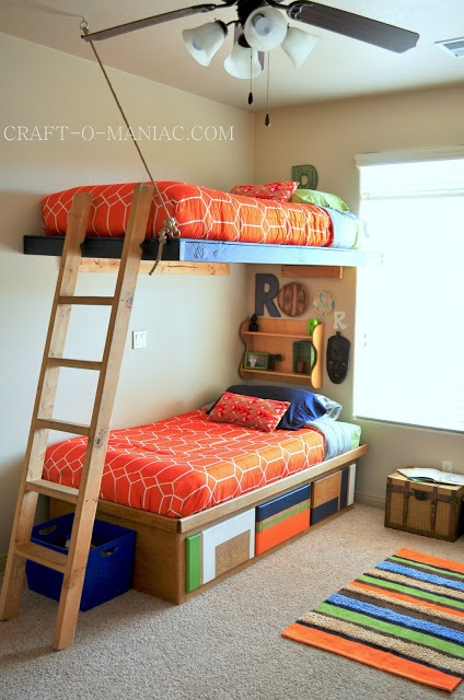 20 teenage boy room decor ideas a little craft in your day for Boys bedroom ideas