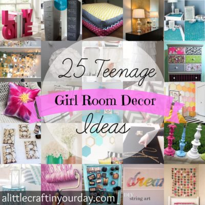 25 Teenage Girl Room Decor Ideas thumbnail