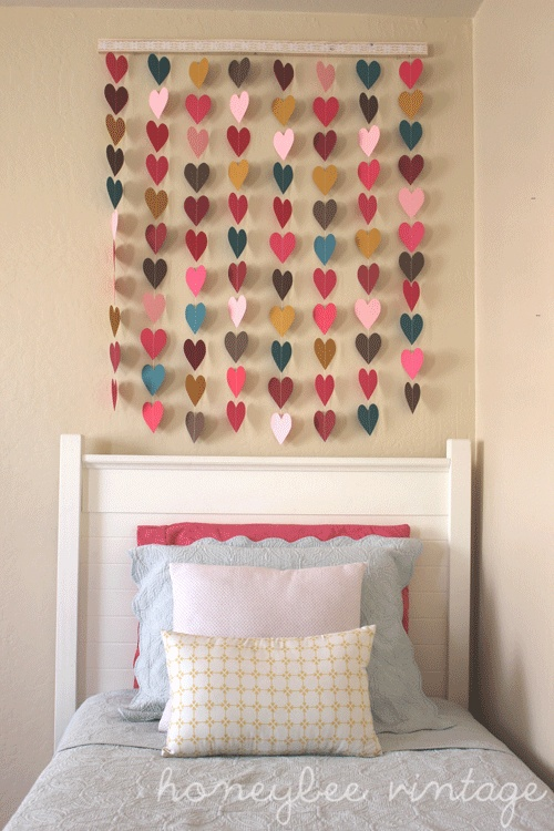 Girls Room Wall Decor 25 teenage girl room decor ideas - a little craft in your day