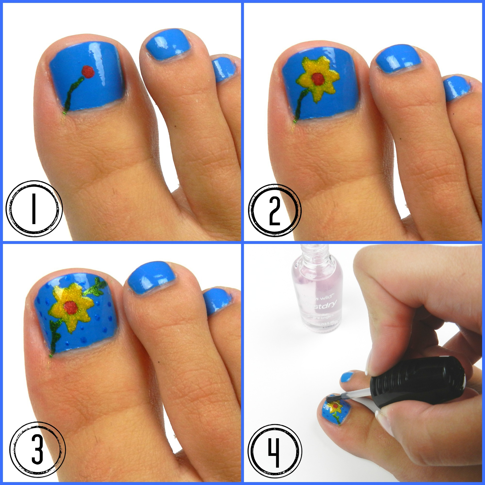 Diy nail art a little craft in your daya little craft in your day