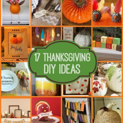 17 Thanksgiving DIY Ideas thumbnail