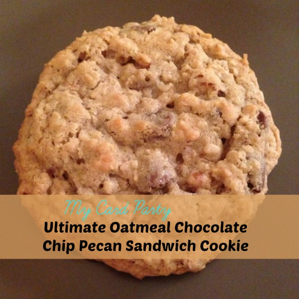 Ultimate Oatmeal Sandwich Cookie - A Little Craft In Your DayA Little ...