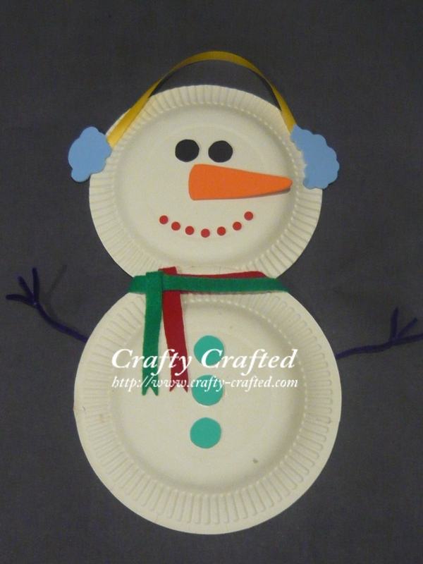 20 Christmas Kid Crafts - A Little Craft In Your DayA Little Craft In ...