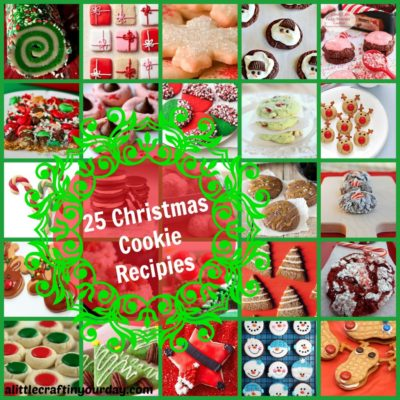 25 Christmas Cookie Recipes thumbnail