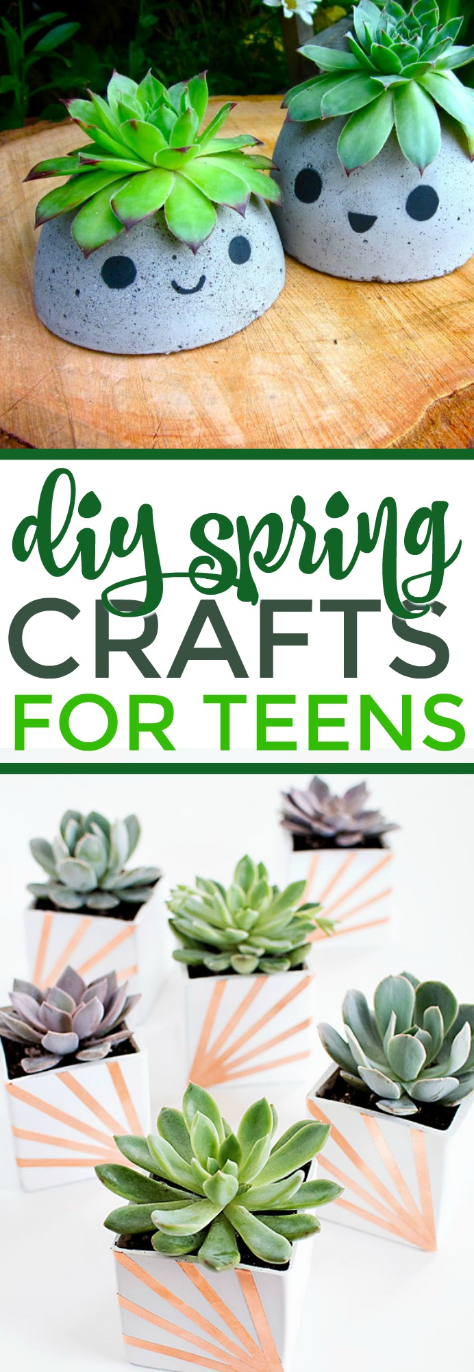 Diy Spring Crafts For Teens A Little Craft In Your Day