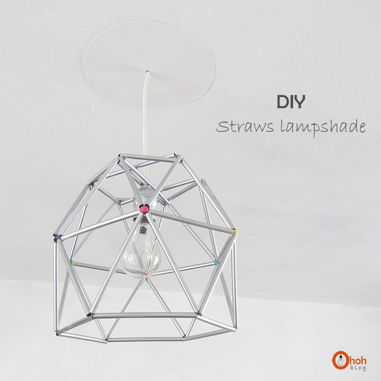 Diy straw lampshade a little craft in your day diy wire straw lamp 11 keyboard keysfo Images