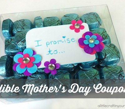 Edible Coupons for Mothers Day thumbnail