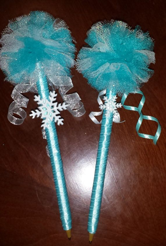 Frozen wands crafts ideas bing images for Birthday wand