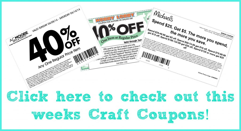 craft store coupons a little craft in your day On craft vinyl cottage coupon code