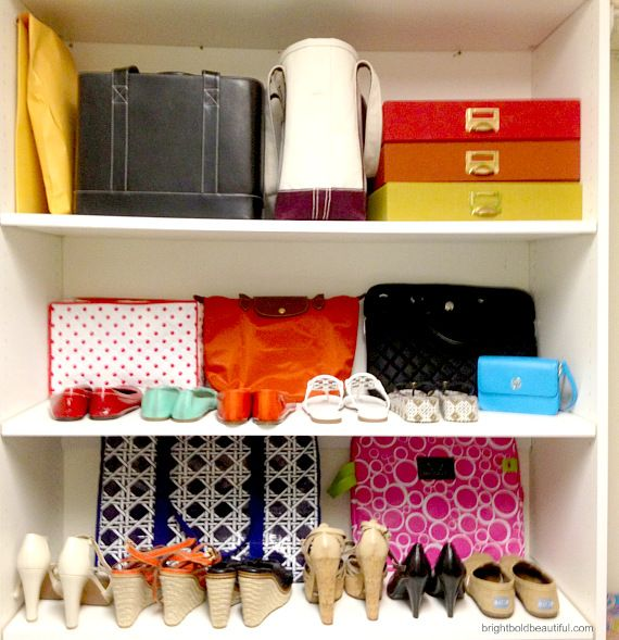 18 Classy Closet Storage Solutions For Your Clothes: A Little Craft In Your DayA