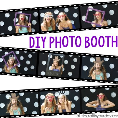 DIY Photo Booth thumbnail