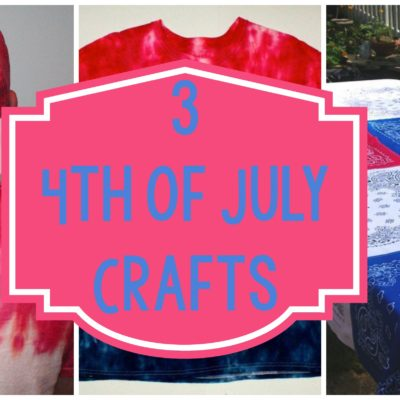 3 4th of July Crafts thumbnail