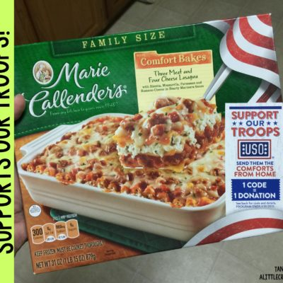Marie Callender's Supports OUR Troops! thumbnail