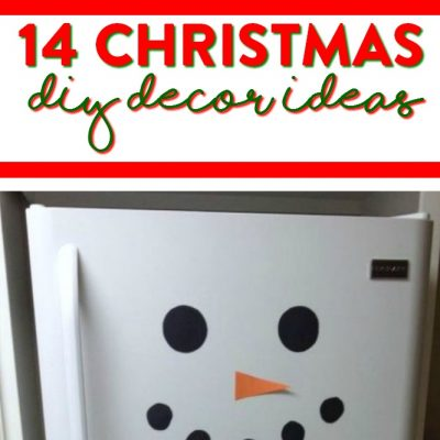 14 Christmas DIY Decor Ideas thumbnail