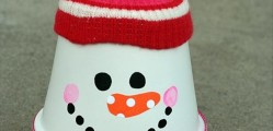 cup-made-into-a-snowman-christmas-crafts