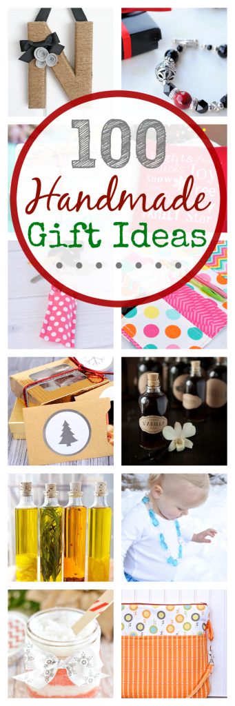 unique craft gift ideas 100 handmade gift ideas a craft in your day 5629