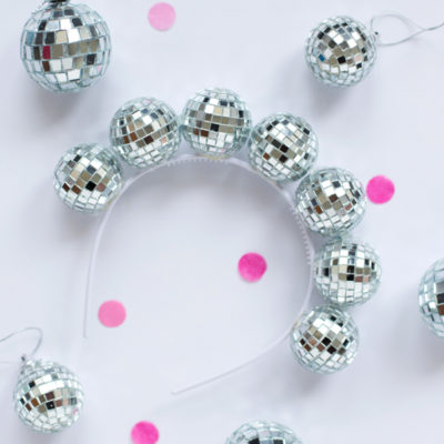 Disco Ball Headband thumbnail