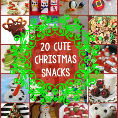 20 Cute Christmas Snacks thumbnail