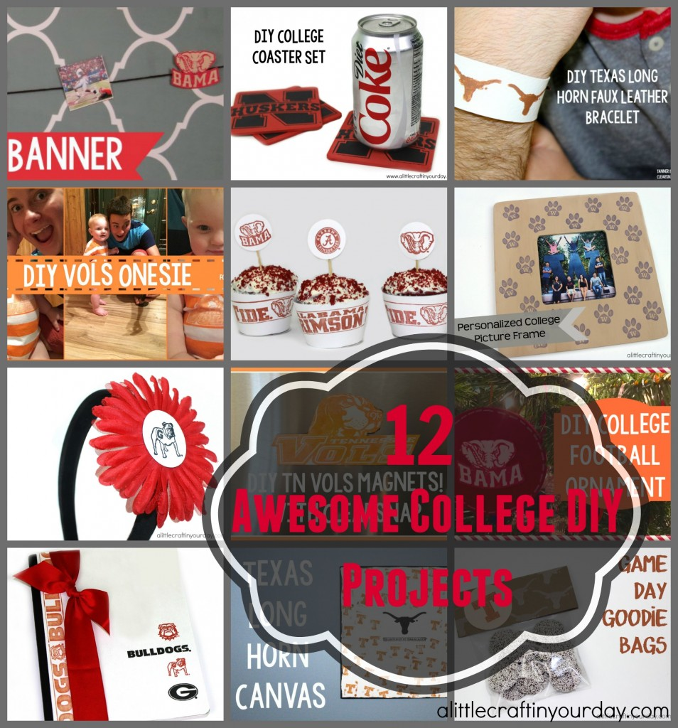 12 Awesome College DIY Projects