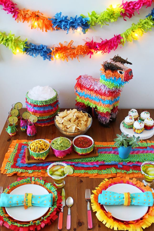 15 Diy Party Themes A Little Craft In Your Daya Little Craft In Your Day