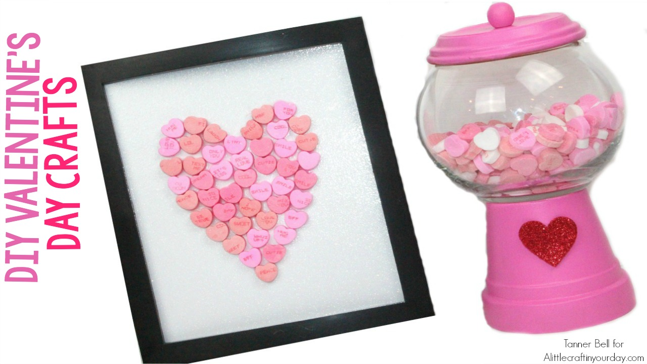 DIY Valentines Day Crafts - A Little Craft In Your Day
