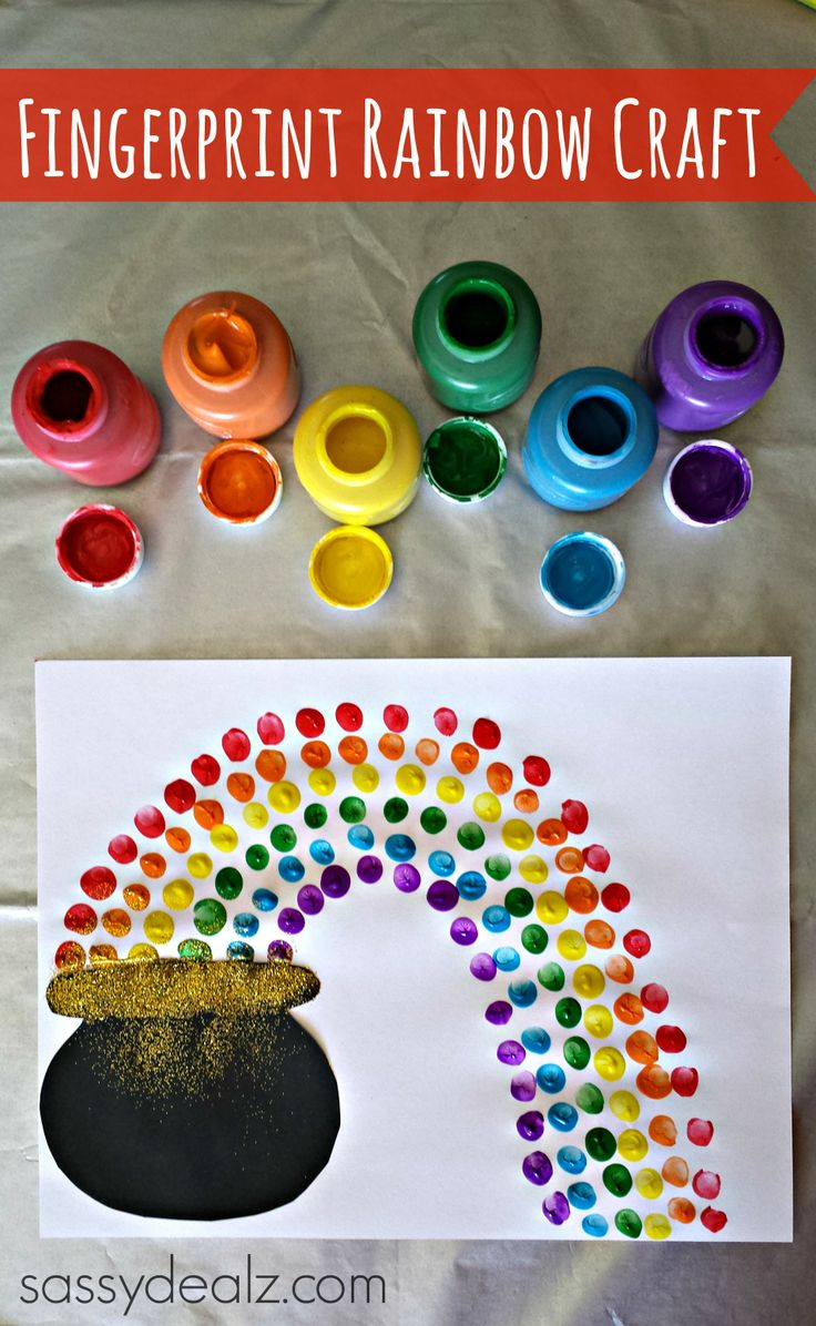 17 St. Patrick's Day Crafts for Kids - A Little Craft In ...
