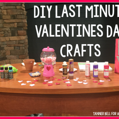 DIY Last Minute Valentines Day Crafts thumbnail