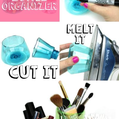 DIY Plastic Bottle Organizer thumbnail