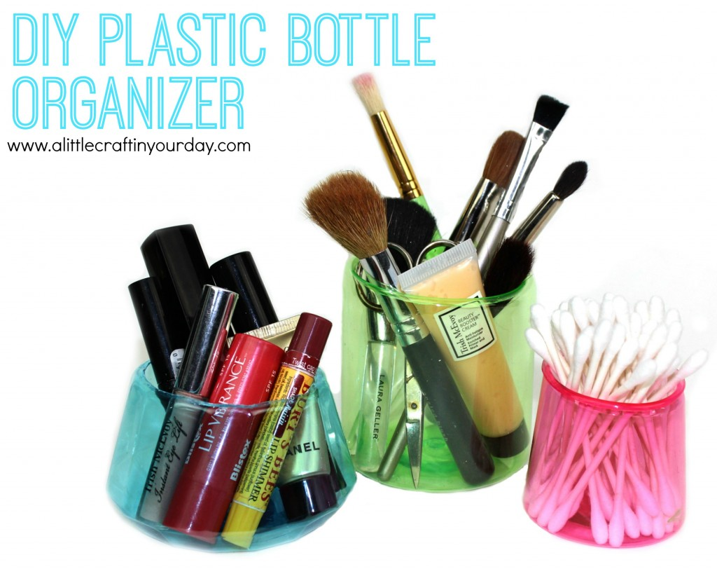 DIY_Plastic_Bottle_organizer_1