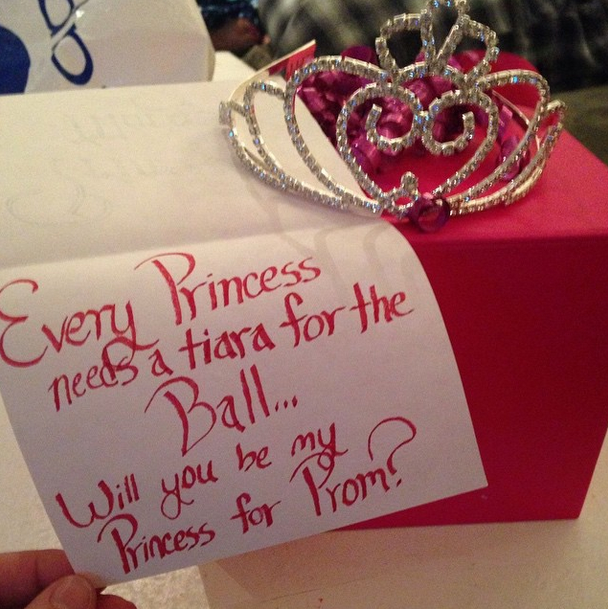 12 Cute Promposal Ideas - A Little Craft In Your DayA
