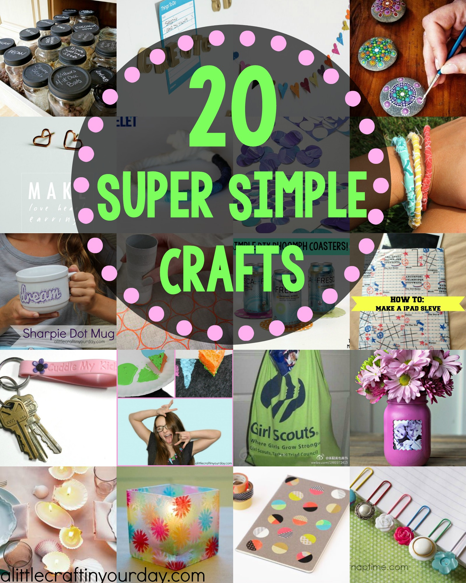 20 Simple Nail Designs For Beginners: A Little Craft In Your Day