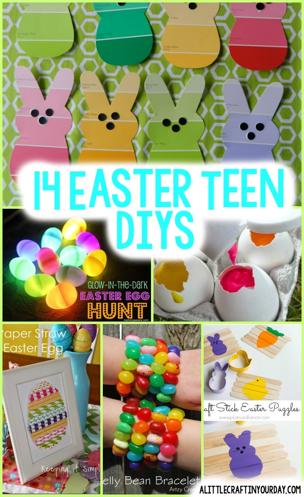 Out For Easter Teen 51