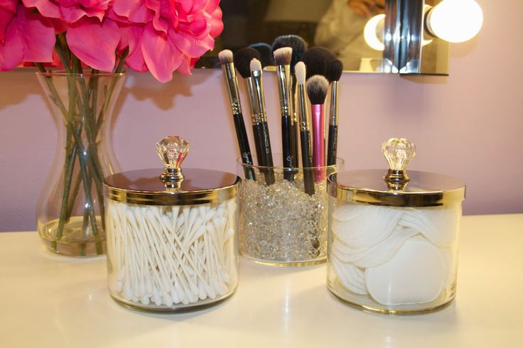 16 Diy Makeup Organization Ideas A Little Craft In Your Day