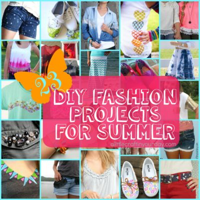 23 DIY Fashion Projects for Summer thumbnail