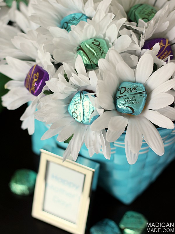 Chocolate Bouquet - A Little Craft In Your Day