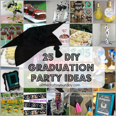 25 DIY Graduation Party Ideas thumbnail