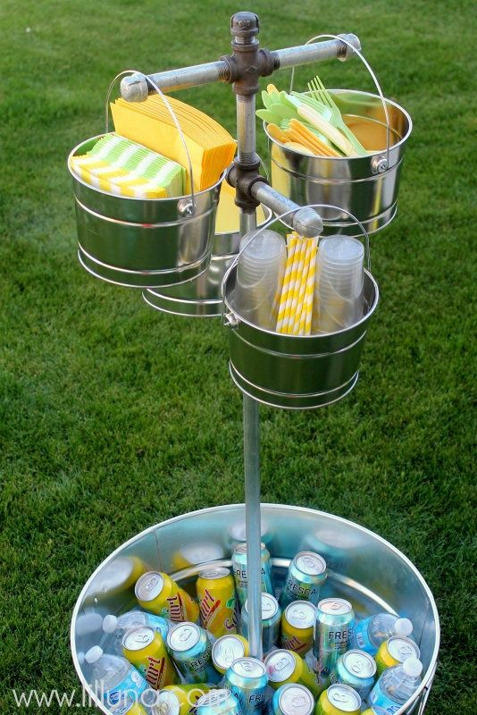 25 DIY Graduation Party Ideas - A Little Craft In Your ...