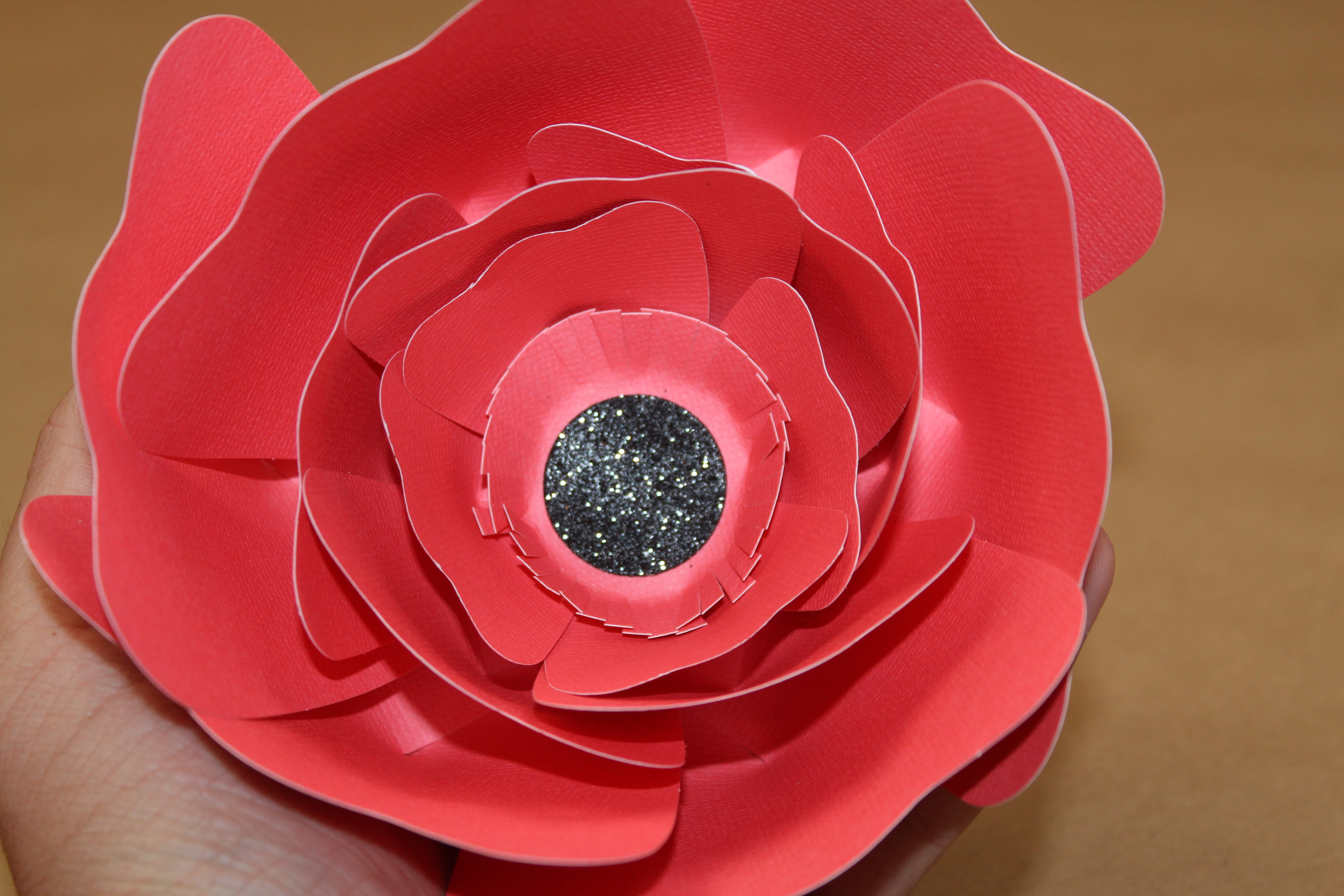 Diy Big Bloom Paper Flowers A Little Craft In Your Day