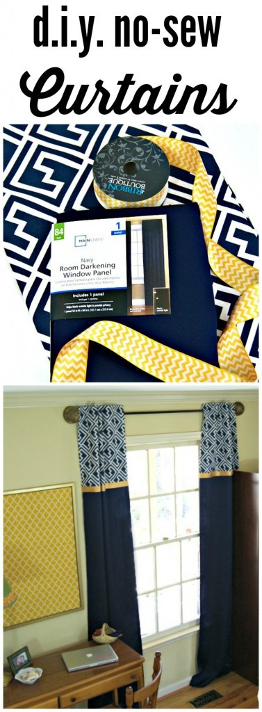 Diy Window Curtains A Little Craft In Your Day