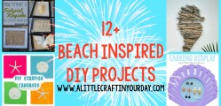 Beach Inspired DIY Projects