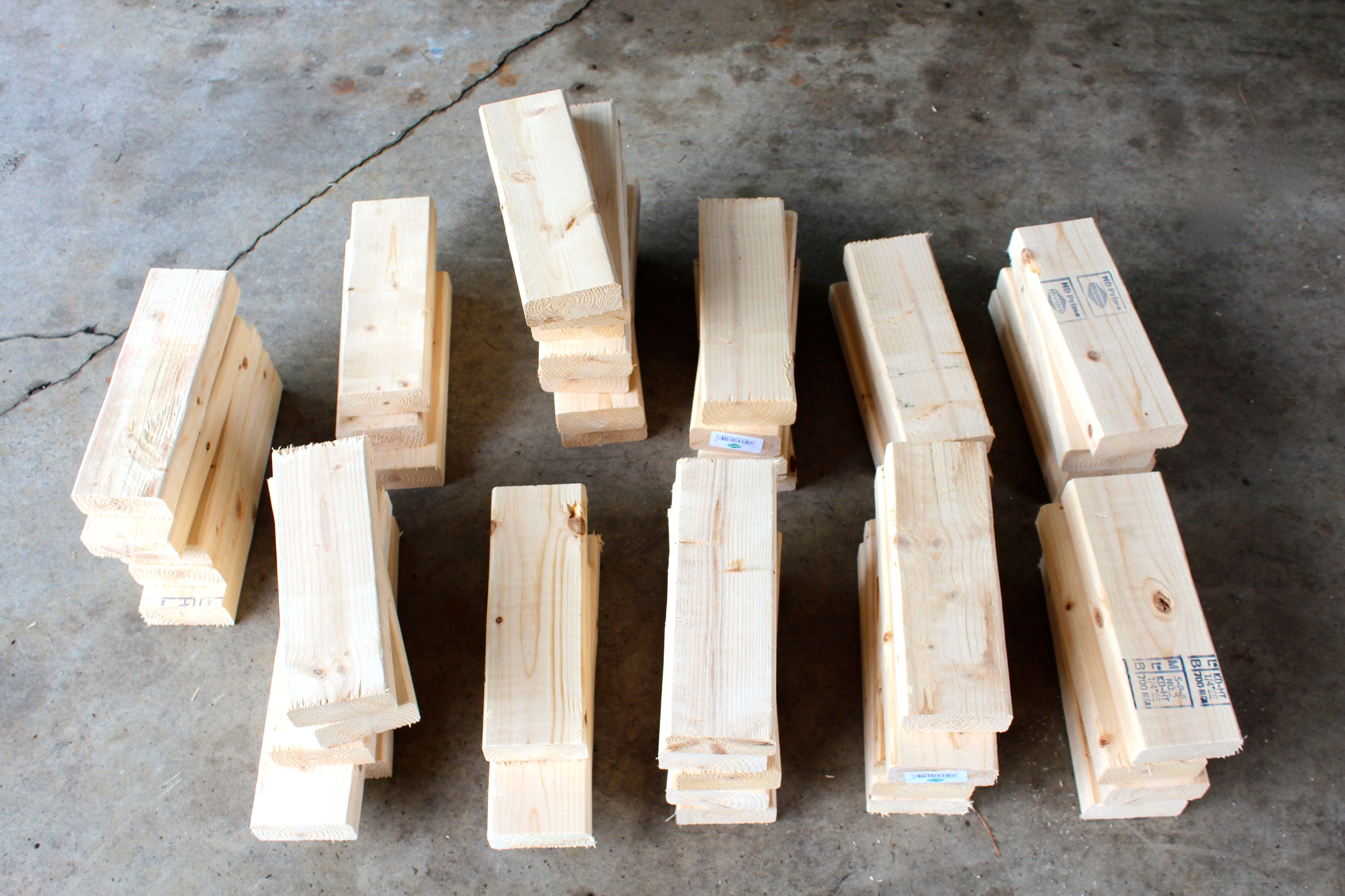 diy giant jenga tutorial a little craft in your day