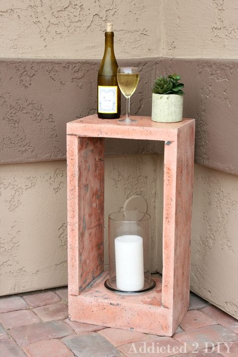 Easy Concrete Projects A Little Craft In Your Daya