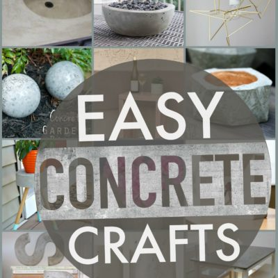 Easy Concrete Projects thumbnail