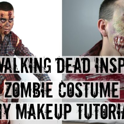 DIY Makeup Tutorial | Zombie Costume thumbnail
