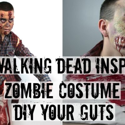 DIY Your Guts | Zombie Costume thumbnail